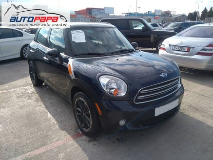 mini countryman днр лнр пригон