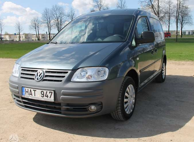 Volkswagen Caddy 2003-2010. Пригон авто до 5000$ в ДНР / ЛНР
